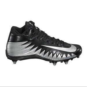 NEW Nike Men's Alpha Menace Football Cleats